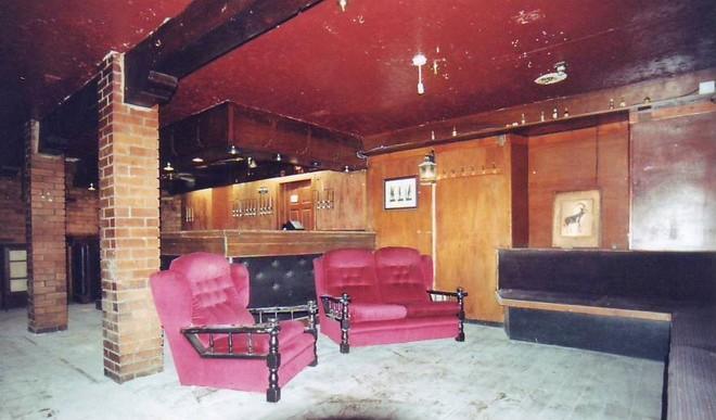Scots Lion Bar Before